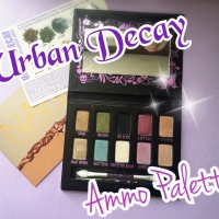 Urban Decay Ammo Palette Review!