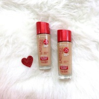 NEW Rimmel Lasting Finish 25 Hour Foundation Review